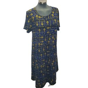 Lularoe Large Dress Tunic Simply Comfortable